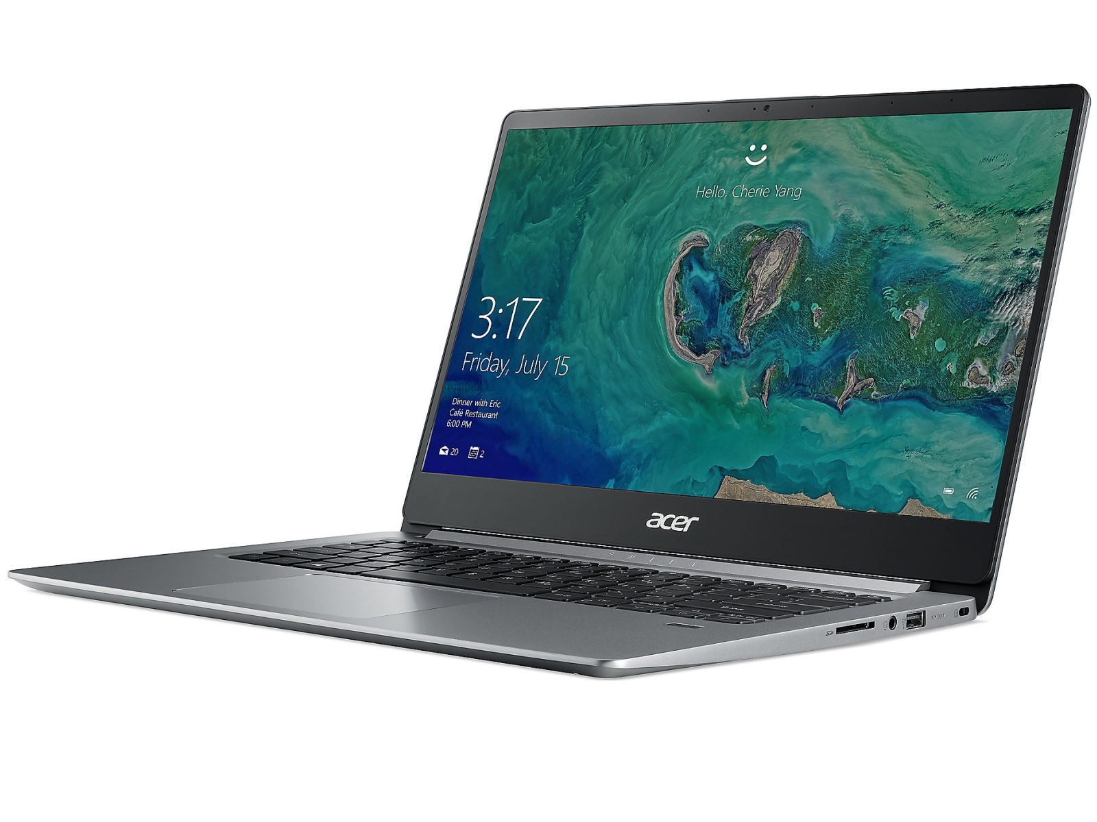 Acer Swift 1 SF114-32-P8GG - Notebookcheck-ru com