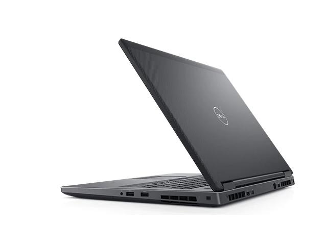 Dell Precision 7730, i9-8950HK, Nvidia Quadro P5200 - Notebookcheck