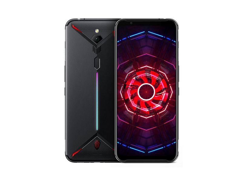 ZTE Numbia Red Magic 3S - Notebookcheck-ru.com