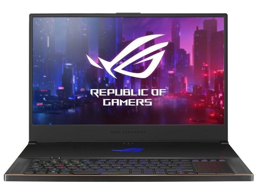 Asus Zephyrus S17 GX701LXS - Notebookcheck-ru.com