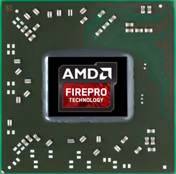 AMD FirePro M6000 (FireGL V) Mobility Pro Graphics Drivers for Mac