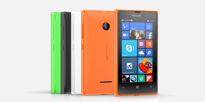 Характеристики Microsoft Lumia 532